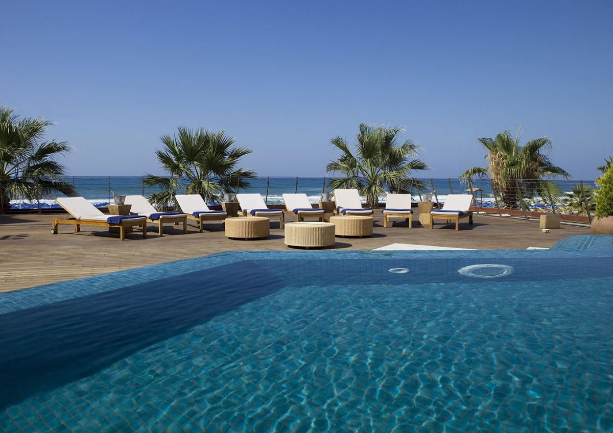Aquila Porto Rethymno Hotel Front Pool Hotels In Crete Aquila Hotels Resorts