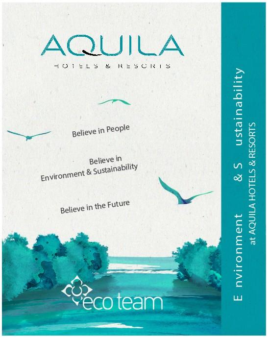 Environmental Brochure - Hotels in Crete   Aquila Hotels